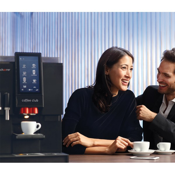 Schaerer Coffee CLUB Tam Otomatik Kahve Makinesi