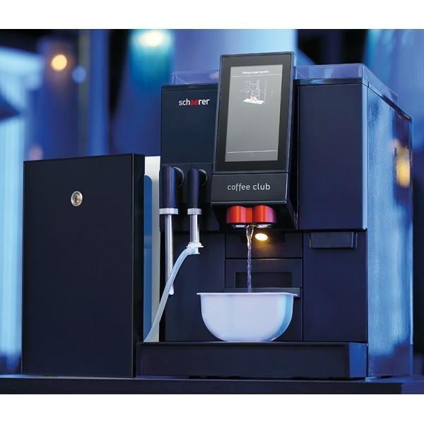 Schaerer Coffee CLUB Tam Otomatik Kahve Makinesi Sütlük Dahil