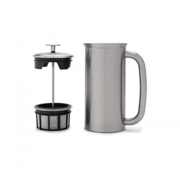 Espro French Press - Kahve P7 Fırçalanmış Paslanmaz Çelik 18 oz/530 ml