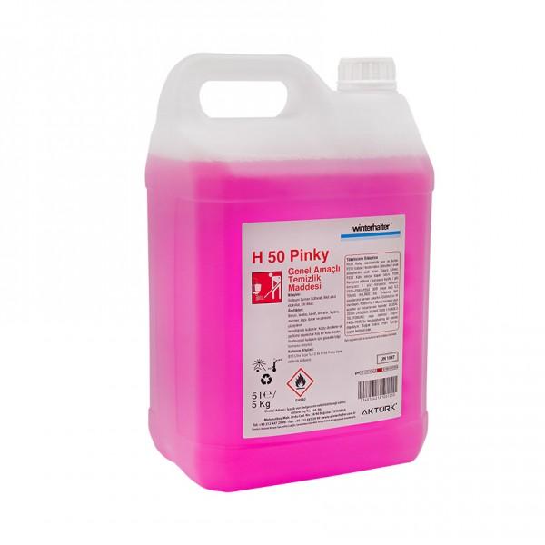 Winterhalter H50 Pinky Parfümlü Yüzey Temizleme Maddesi 5 kg
