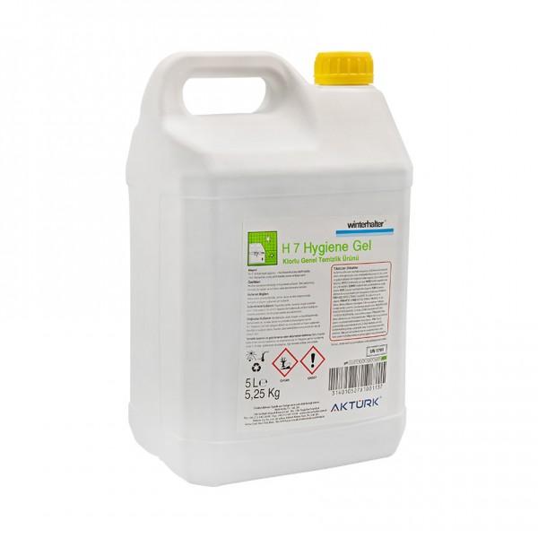 Winterhalter H7 Hygiene Gel Klorlu Genel Temizlik Ürünü 5,25 kg