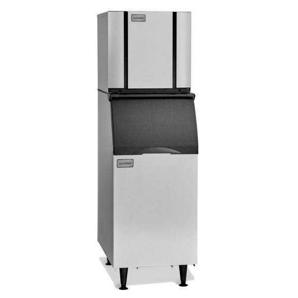 Ice-O-Matic CIM0525 Küp Buz Makinesi 266 kg/gün ve B42 Saklama Haznesi dahil