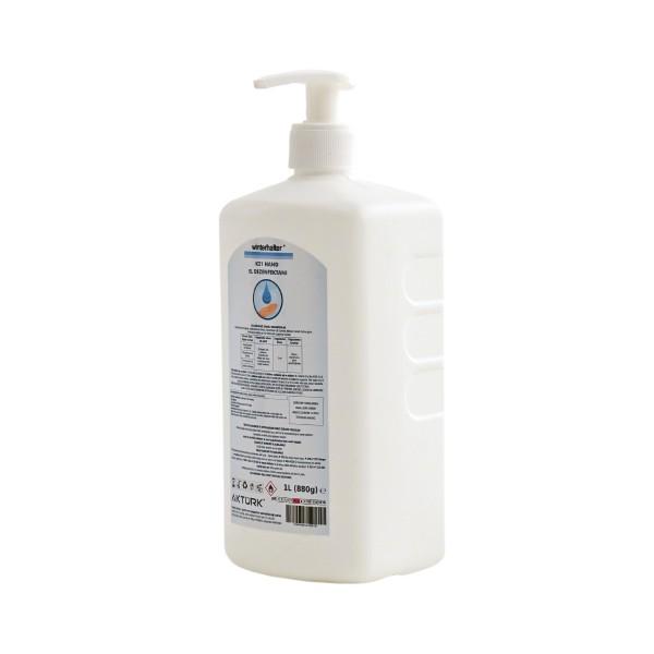 Winterhalter K-21 Hand Alkol Bazlı El Temizleme Sıvısı 1 lt