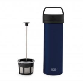 Espro P0 Ultralight Kahve Presi Lacivert