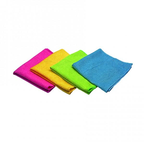 Renkli Temizlik Bezleri